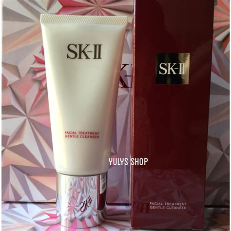 Sk Ii Cleanser 120gr jual skii sk ii treatment gentle cleanser 120gr di