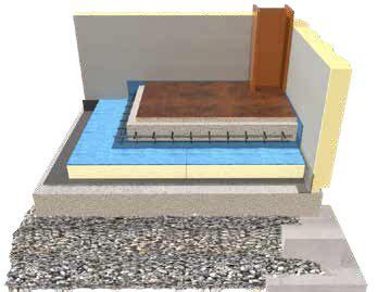 isolamento termico pavimento isolamento termico di pavimenti venest