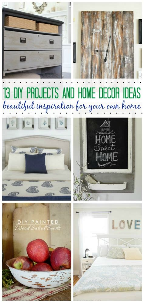 home decorating diy projects inspiring diy projects and home decor ideas clean and