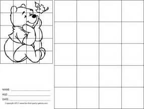 grid drawings templates drawing practice drawings and worksheets on