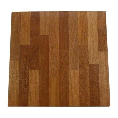 Winton 305 x 305mm Finger Wood Self Stick Vinyl Tile