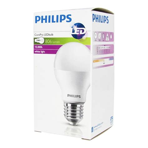 Lu Led Halogen Philips e27 led bulb 60w equivalent bulb e27 edison