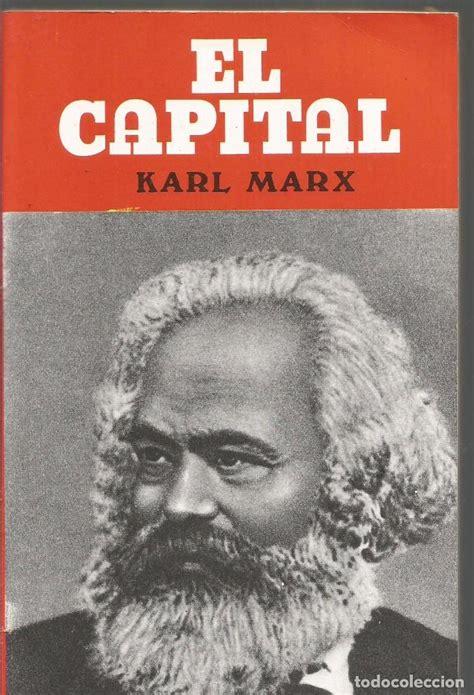 el capital en el 8490565473 karl marx el capital comprar en todocoleccion 96019643