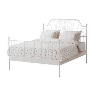 Ikea White Bed Leirvik Bed From Ikea Budget Beds 10 Of The Best