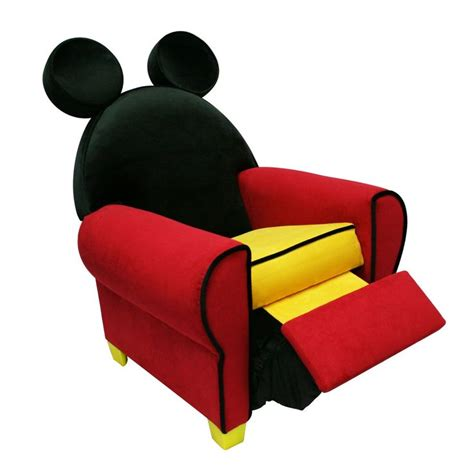 Toddler Recliner Chair 1000 Ideas About Mickey Mouse Chair On Mickey Mouse House Mickey Mouse Bathroom