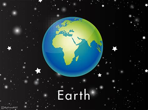 powerpoint themes free download earth earth science powerpoint templates free download image