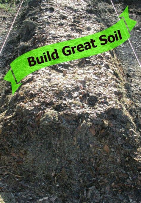 How To Build Million Dollar Vegetable Garden Soil Vegetable Garden Soil