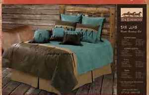 Turquoise Western Bedding » Home Design 2017