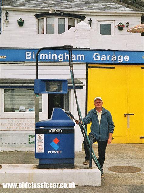 Garage Bar Birmingham by Birmingham Garage Near Barmouth In Wales