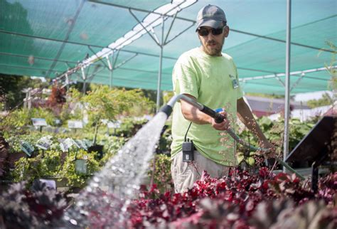 Garden Center Yarmouth Me by Growers Find Ways To Weather This Summer S Lack Of