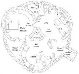 Hobbit Hole Floor Plan gallery for gt hobbit house floor plans