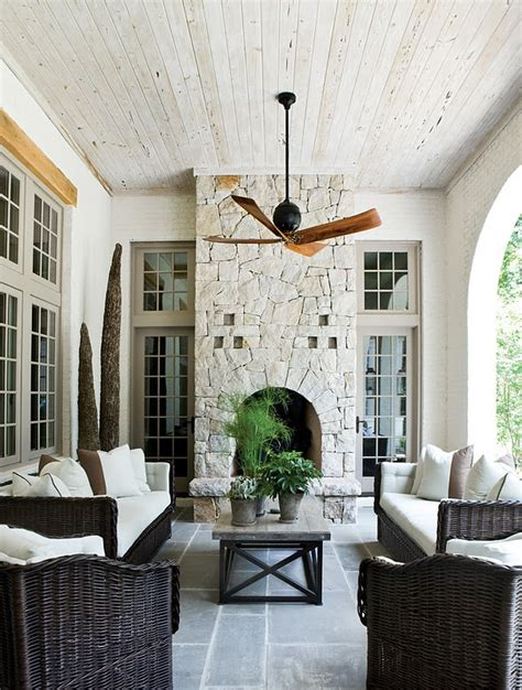 covered porch with fireplace covered porch with fireplace garden