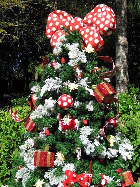 xmas trees stover minnie mouse s tree navidad decoracion arbol de navidad y manualidades