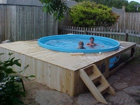 pallet hot tub  pool deck ideas pallet ideas