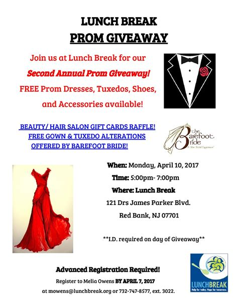 Prom Giveaway 2017 - 2nd annual prom giveaway