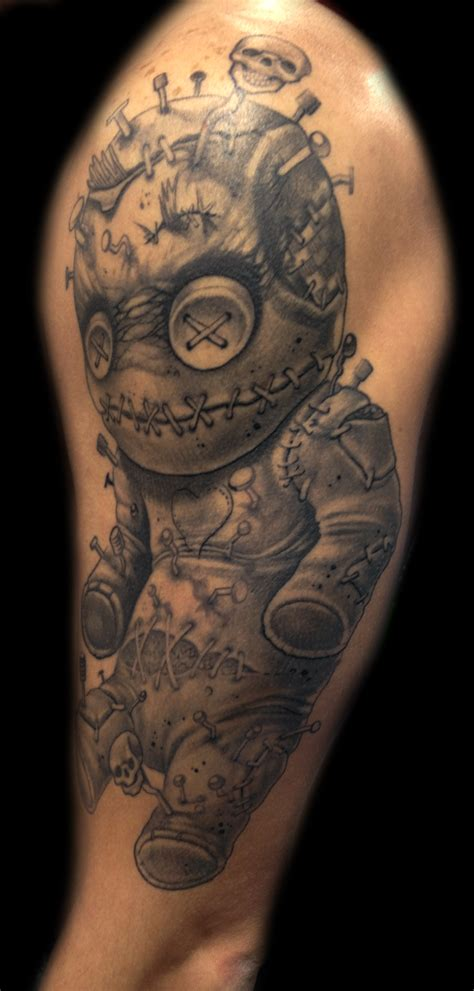vudu tattoo the gallery for gt voodoo dolls