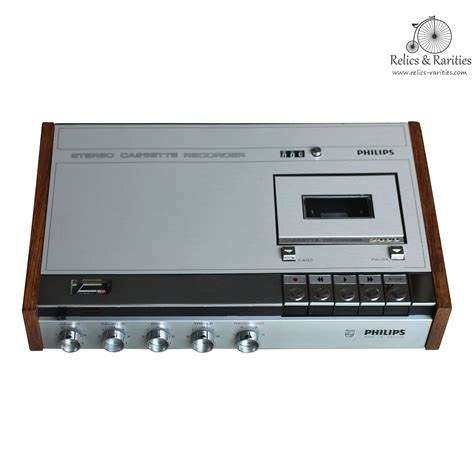 stereo a cassette philips n2400 stereo cassette recorder relics and rarities