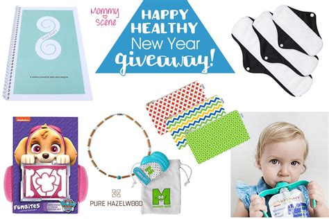 happy healthy new year giveaway from 1 5 to 1 19