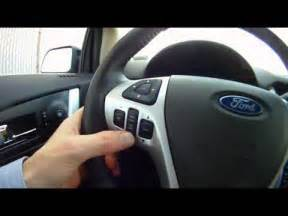 ford adaptive cruise