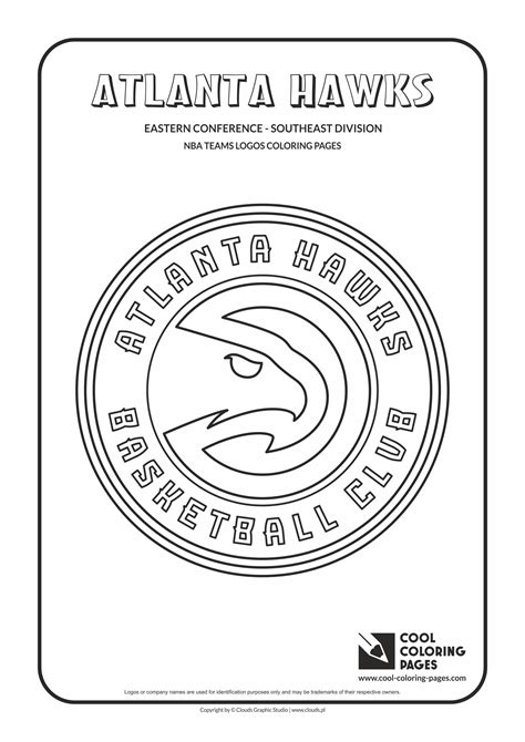 coloring pages nba team logos cool coloring pages nba basketball clubs logos easter