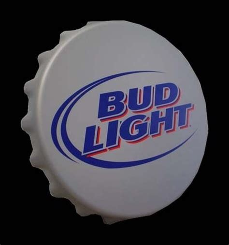 bud light tin signs bud light cap sign cave tin metal signs