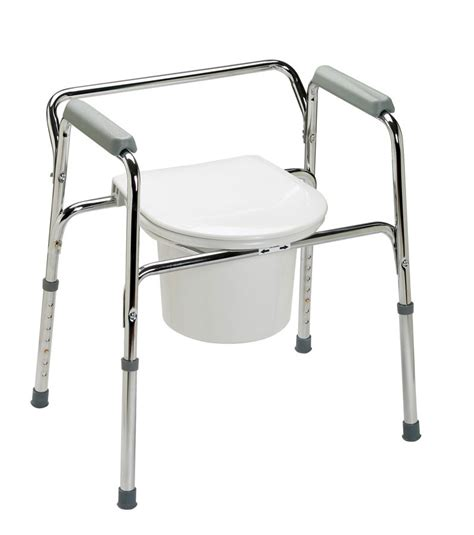Toilet Chair by Commode Chairs Choice Equipment