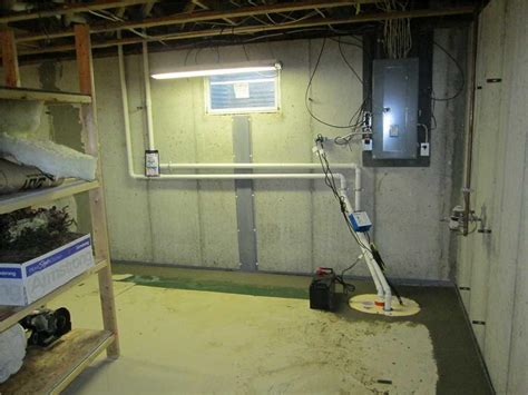 ayers basement systems basement waterproofing photo