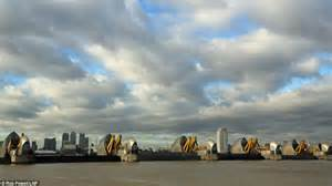 thames barrier closures by year coastal towns swed across britain after worst tidal
