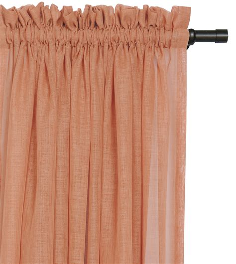 rust curtain panels luxury bedding by eastern accents palapa rust curtain panel