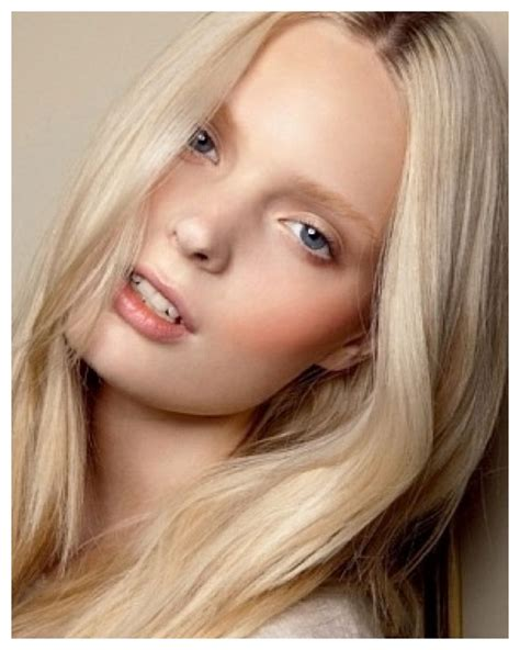 whats for blonds or lite hair that is thin or balding 33 best images about level 9 beige blonde on pinterest