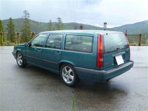 1994 volvo 850 wagon buy used 1994 volvo 850 turbo wagon 4 door 2 3l in