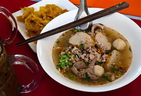 Kacang Bangkok Thailand berburu kuliner kaki lima paling enak di bangkok yuk