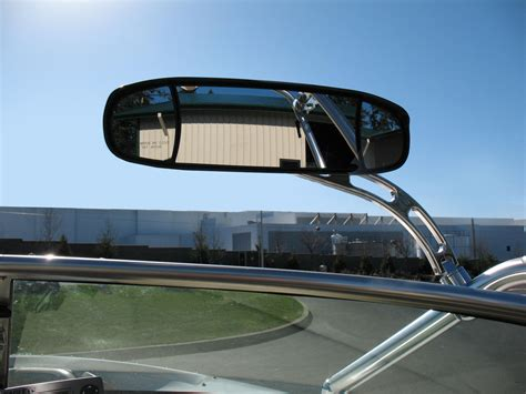 boat tower mirror xtreme 3 lens wakeboard tower mirror samson sports
