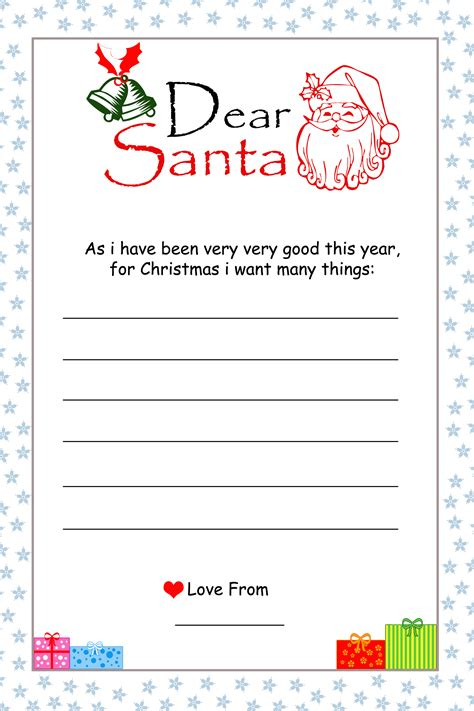 letters to santa template santa writing template search results calendar 2015