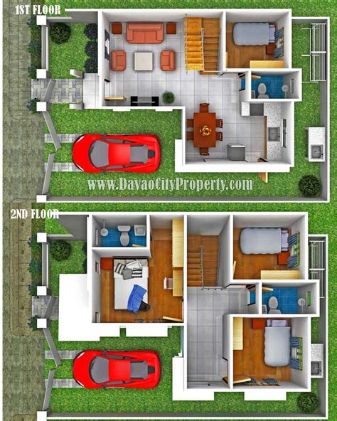 subdivision floor plan affordable housing at granville subdivision catalunan peque 241 o