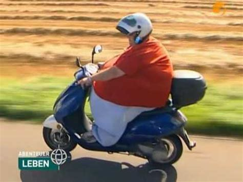 Motorradhelm Bergr Sse by Mr When I Saw A Morbidly Obese Exercising At The