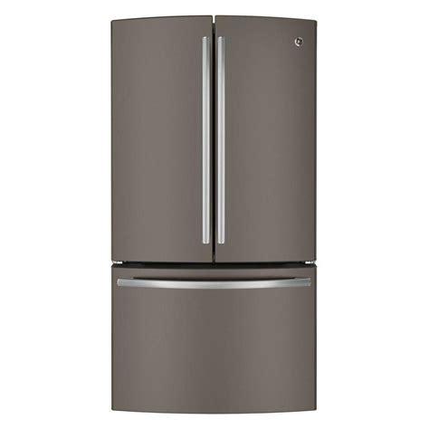home depot counter depth door refrigerator kitchenaid 36 in w 20 cu ft door refrigerator in