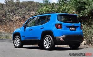 2016 jeep renegade longitude review performancedrive