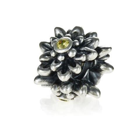 Pandora Edelweiss Charm P 559 pandora silver yellow cz edelweiss charm 791176czy greed jewellery