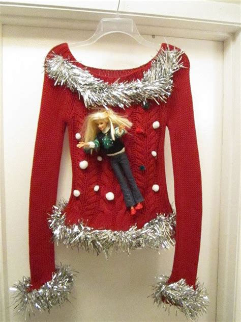 eye catching attractive handmade ugly sweater ideas