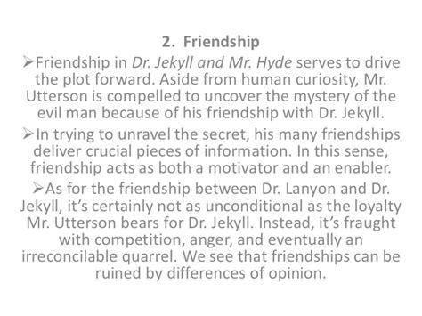 themes in jekyll and hyde ppt friendship quotes jekyll and hyde dr jekyll and mr hyde