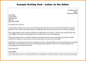 letter to the editor template for students 9 letter to the editor exle mac resume template