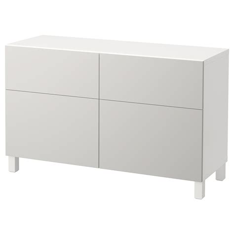 ikea besta storage combination with doors and drawers best 197 storage combination w doors drawers white lappviken