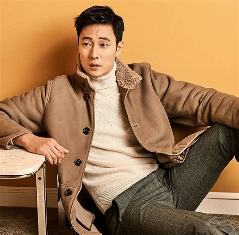 so ji sub new drama so ji sub 2017 new hugo boss ads gentleman manly so ganzi