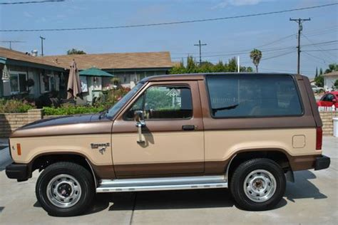 how make cars 1985 ford bronco security system service manual auto air conditioning service 1985 ford bronco ii navigation system 1985 ford