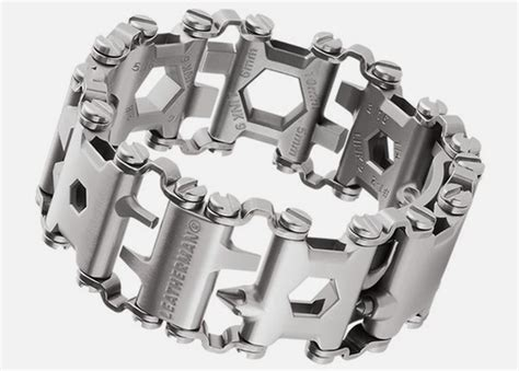 leatherman tread 20 coolest most practical multi tools you can buy today
