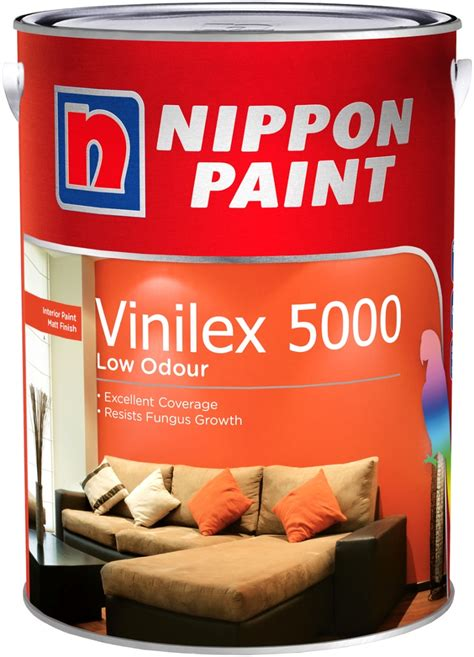 3 ways a new coat of paint will spruce up an area themocracy nippon paint vinilex 5000 5l 1379 colours interior