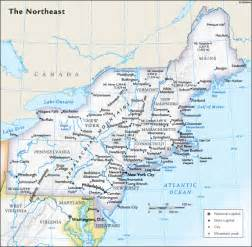 us northeast map northeast map us driverlayer search engine