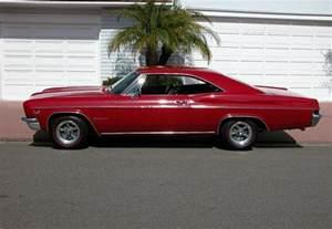 1966 Chevrolet Impala 1966 Chevrolet Impala Ss 2 Door Hardtop Barrett Jackson