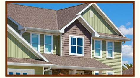 house siding options siding options gallery